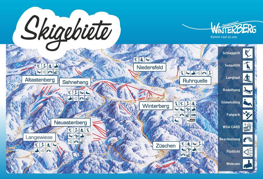 Winterberger Skigebiete